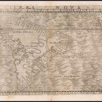 Одна из самых ранних доступных карт Южной Америки