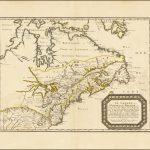 Первая карта с названием озера Эри - знаковая карта для картографии Великих озер и Канады