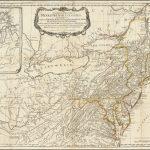 """Скудное издание """"Кобурного Атласа"""" Льюиса Эванса - чрезвычайно важная карта британских колоний в начале американской революции"""