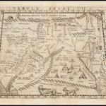 Карта Кипра, Святой Земли, Сирии и соседних регионов, составленная Гастальди на основе работ Клавдия Птолемея